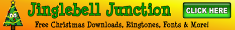 Jinglebell Junction features free Christmas Downloads, Fonts, Clip-Art, Crafts, and more!